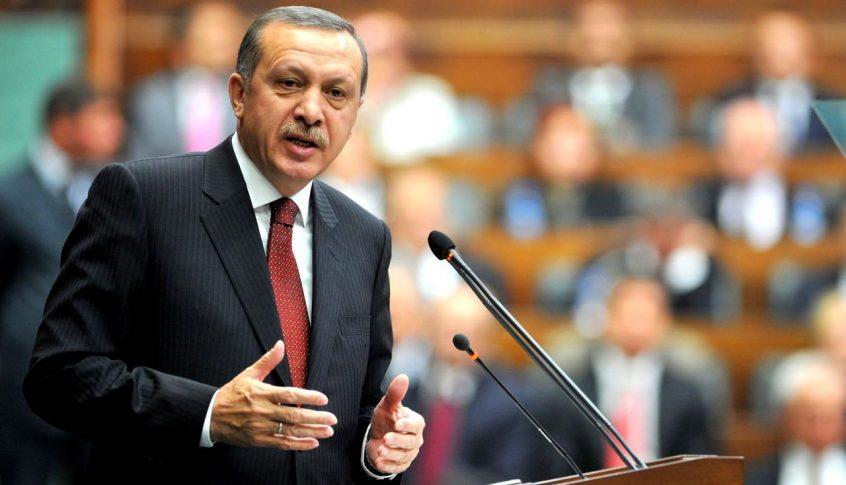 أردوغان يعلن بدء العملية العسكرية في شمال شرق سوريا