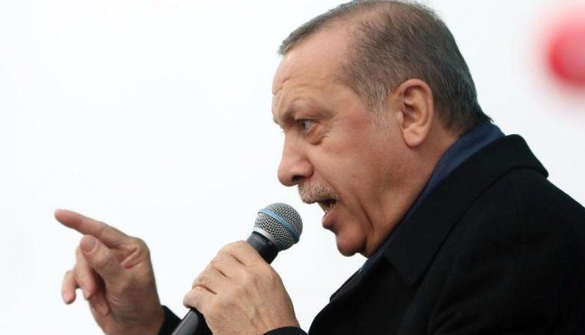 أردوغان: سألتقي بوتين في 22 تشرين الأول لإيجاد حل مقبول بشأن المنطقة الآمنة في سوريا