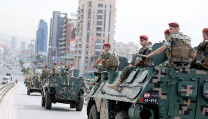 الجيش نفّذ المهمة المطلوبة منه ونطاق عمله لم يكن ضمن محيط مجلس النواب