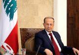 الرئيس عون عرض ووهاب للاوضاع العامة في البلاد في ظل التطورات