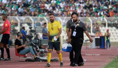 العهد يستعد لذهاب نهائي غرب آسيا في كرة القدم