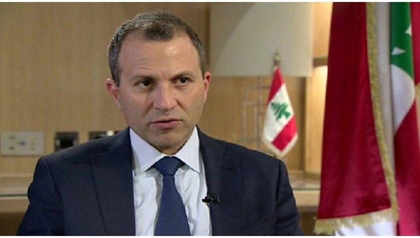 معلومات المدى: باسيل بحث مع وزير الطاقة القطري مسألة استثمار البلوكات النفطية اللبنانية