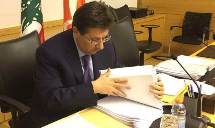 كنعان بعد لقائه وفداً من البنك الدولي: لبنان يمضي بتنفيذ ما تم اقراره في موازنة 2019