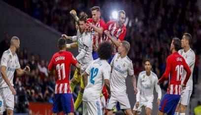 ديربي مدريد ينتهي بالتعادل السلبي