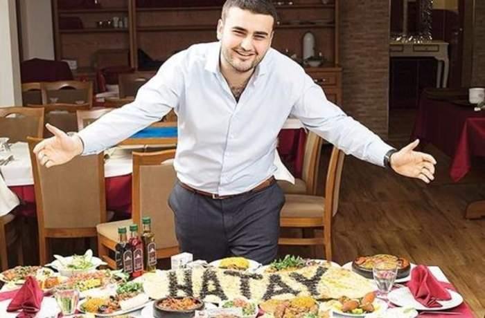 """الشيف التركي الشهير """"بوراك"""" في بيروت… فماذا يفعل؟"""