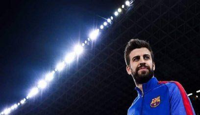 رسالة خاصة من بيكيه الى جماهير برشلونة