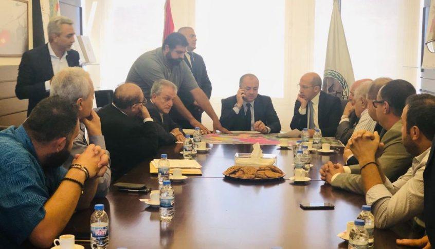 بو صعب: المؤسسة العسكرية معنية بحرم وزارة الدفاع وثكنة اللويزة ومحيط القصر الجمهوري حصراً