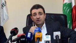 ابو فاعور أعلن انتهاء اعمال رفع التلوث الصناعي في الليطاني