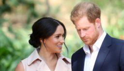 الأمير هاري وزوجته يودعان حياة الملوك