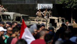 الجيش يعيد الهدوء الى وسط بيروت بعد 5 ساعات من المواجهات