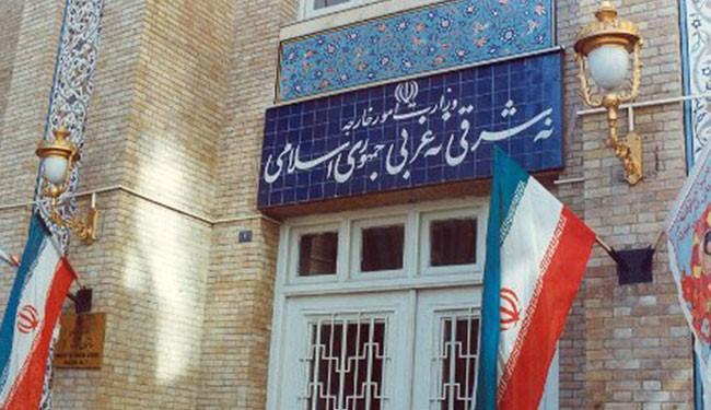 الخارجية الإيرانية: إيران سترد بشكل مؤلم جداً على جريمة اغتيال زادة