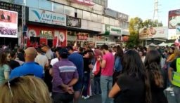 توافد أعداد خجولة من المحتجين الى أوتوستراد زوق مصبح