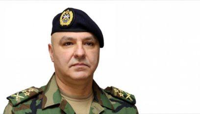 قائد الجيش يقوم بجولة على بعض الوحدات