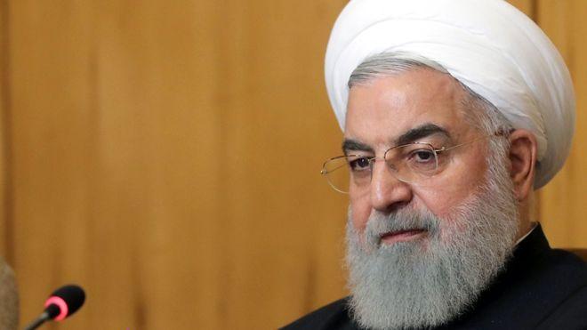 """روحاني: التلقيح ضد """"كورونا"""" سيبدأ في إيران الشهر المقبل"""