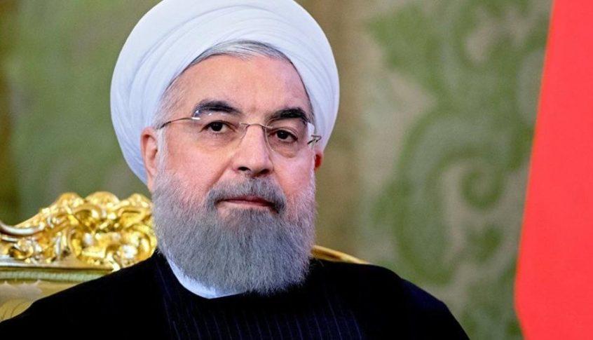 روحاني: واشنطن خططت للقضاء على النظام الإيراني وفشلت