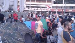 الجيش أعاد فتح ساحة النور في طرابلس