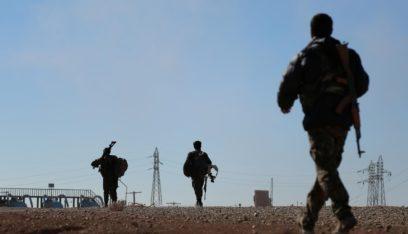 مقتل 3 جنود سوريين اثر اشتباكات مع الوحدات الموالية لتركيا