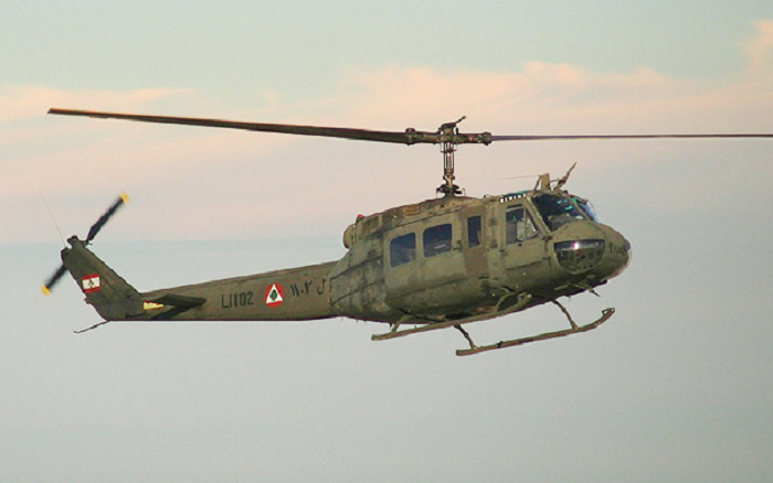 الجيش اللبناني: تنفيذ طيران ليلي لغاية 16 نيسان الجاري