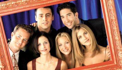 """نجوم مسلسل """"Friends"""" يجتمعون في عمل فني جديد"""