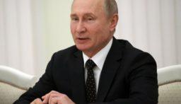 بوتين للحكومة: لمضاعفة جهود محاربة فيروس العوز المناعي البشري (HIV)