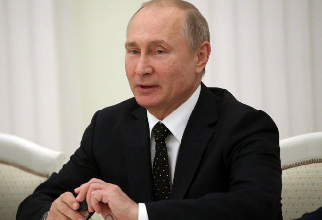 بوتين: مستعدون للتعاون مع واشنطن بقدر استعدادها له