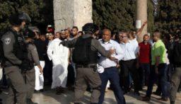 قوات العدو تعتقل 25 فلسطينياً بالضفة الغربية فجرا