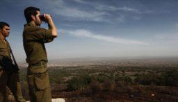 بالصورة: جيش العدو ينشر خريطة للمواقع التي استهدفها في ضواحي دمشق