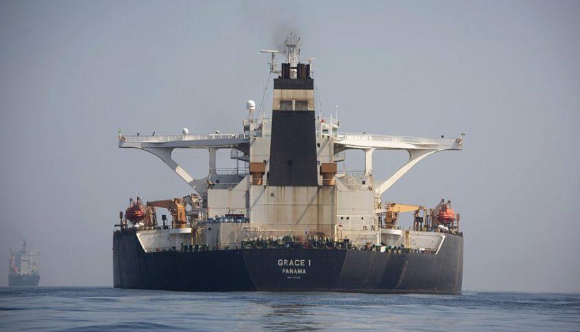 وزارة النفط الفنزويلية تعلن رسو أول ناقلة نفط إيرانية في فنزويلا