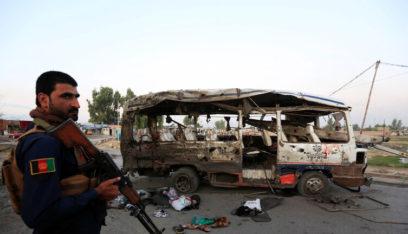 """أفغانستان.. قتلى وجرحى في تفجير شاحنة مفخخة تبنته """"طالبان"""""""