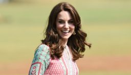 بالفيديو: كيت ميدلتون على خطى الأميرة ديانا