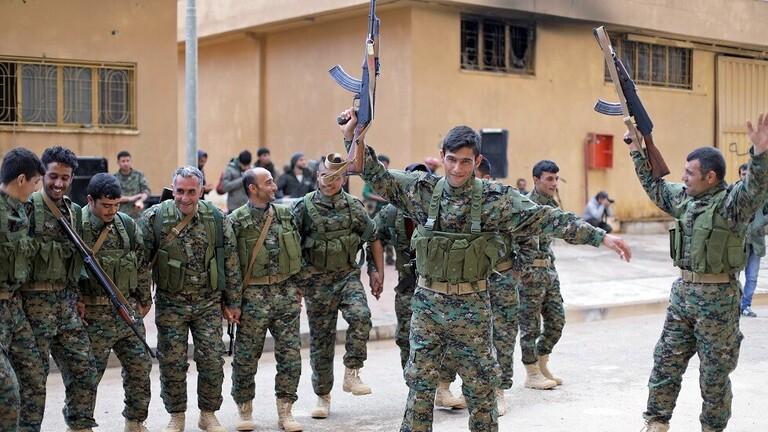 """""""قسد"""" توقف عملياتها ضد """"داعش"""" نتيجة الهجوم التركي"""