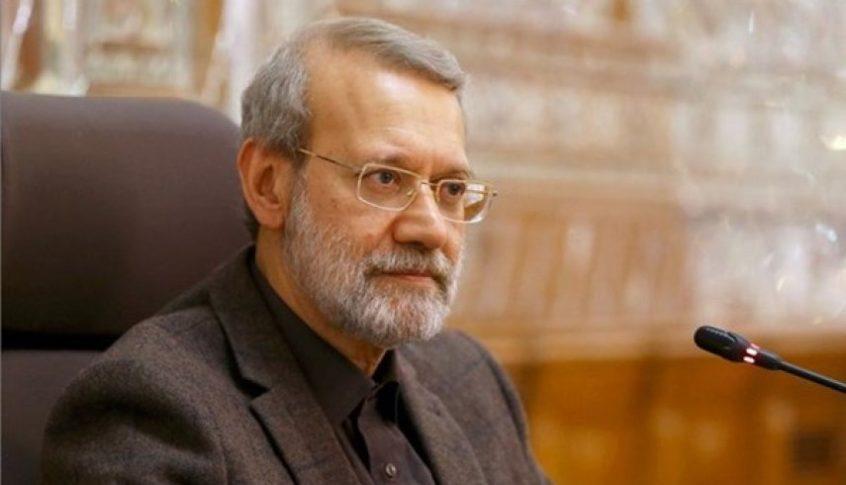 الإعلام الرسمي الايراني: رئيس البرلمان علي لاريجاني يلغي زيارته إلى تركيا بسبب العملية العسكرية في شمال سوريا