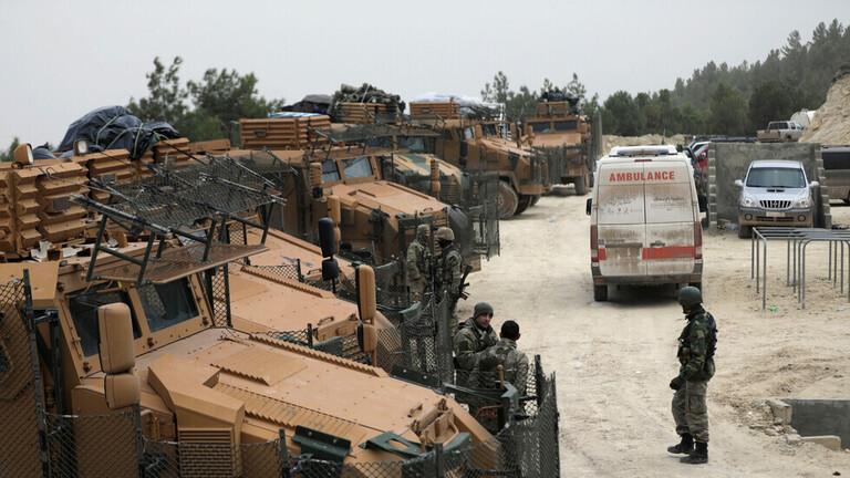 تركيا تطلق هجوماً برياً ضد المسلحين الأكراد في شرق الفرات