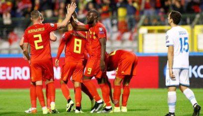 بلجيكا.. أول المتأهلين إلى نهائيات كأس أمم أوروبا