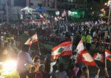 المعتصمون في ساحة العبدة اكدوا سلمية حراكهم ووحدة الاهداف