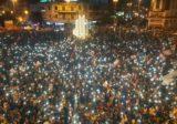 تواصل تدفق المعتصمين إلى ساحة عبد الحميد كرامي