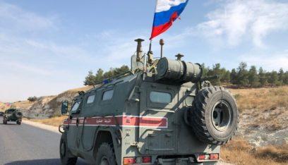 الشرطة الروسية بصدد توسيع نطاق دورياتها في سوريا