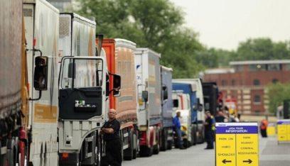 """الادعاء البريطاني يوجه تهماً لسائق """"شاحنة الجثث"""""""