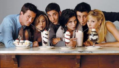 """جينيفر أنستون تكشف عن عمل جديد يجمع أبطال مسلسل """"Friends"""""""