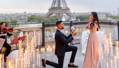 بالصور: عرض زواج يمتدّ على 7 أيام!