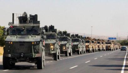 """""""قسد"""" تعلن قتل 75 جنديا تركيا وتدمير 7 دبابات في رأس العين"""