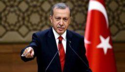 """أردوغان يهدد أميركا بالاعتراف بـ""""الإبادة الجماعية للهنود"""""""