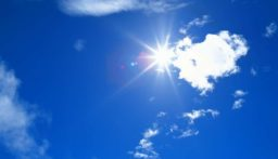 الطقس غداً صافٍ مع ارتفاع في الحرارة