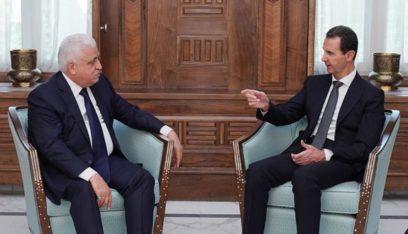 الاسد: سوريا سترد على اي عدوان تركي عبر كل الوسائل المشروعة المتاحة
