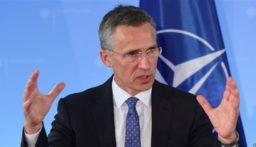ستولتنبرغ:متخوفون من تأثير العملية التركية على المكاسب التي تحققت ضد داعش