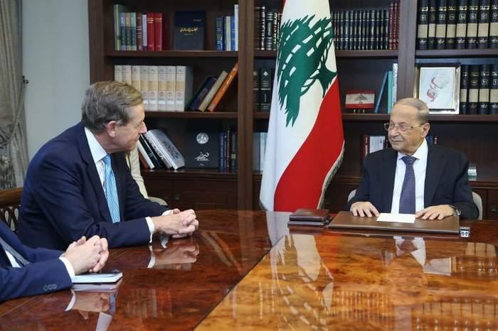 الرئيس عون: النظام الاقتصادي في لبنان حر ومنفتح على التعاون مع من يرغب في التعاون معنا