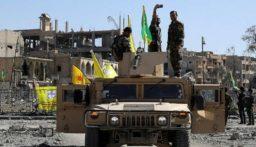 مقتل ضابط أميركي وعدد من عناصر قسد بكمين مسلح بريف دير الزور