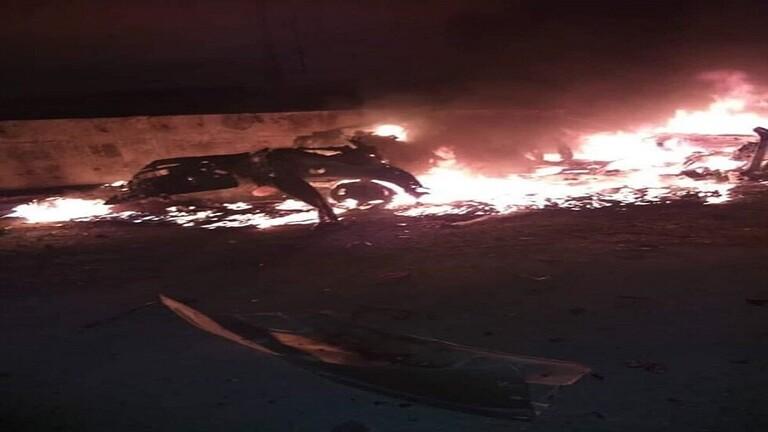 انفجار سيارة مفخخة أمام السجن المركزي في الحسكة