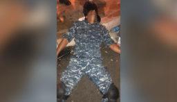 بالصور: سقوط عدد من الجرحى في صفوف قوى الامن الداخلي في ساحة رياض الصلح