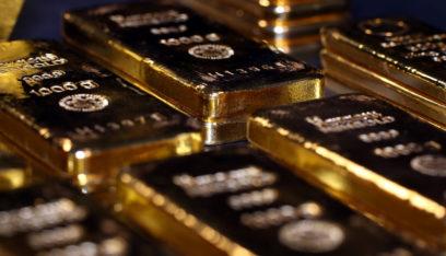 الذهب ينخفض بفعل تحرك الصين بشأن الرسوم